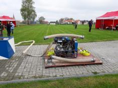Soutěž mladých hasičů