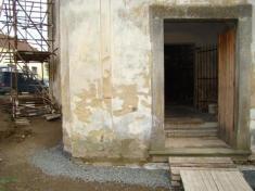 Rekonstrukce kaple v Ostrově u Stříbra