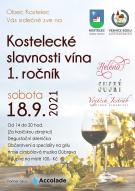 Kostelecké slavnosti vína 1