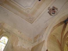 Oprava kostela vKostelci