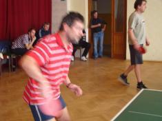 Stolní tenis dospělých