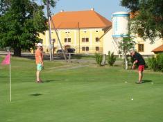 Golfový turnaj neregistrovaných